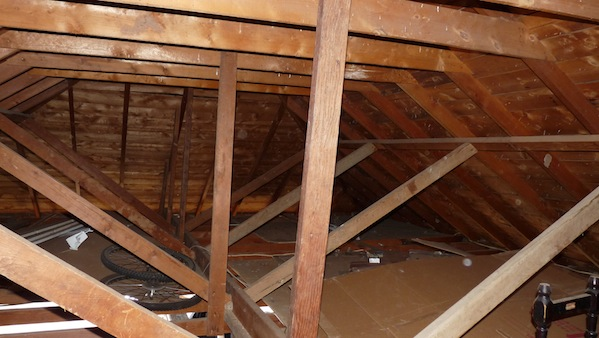 Difference Between Truss Roof And Pitched Roof The Do S And Don Ts Intrepid Building Inspections